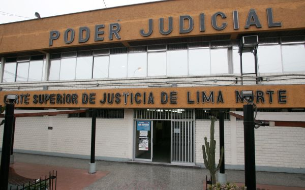 Anciano murió de un paro cardíaco en el Poder Judicial de Lima Norte