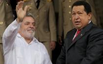 Lula recomendó a Chávez tratarse el cáncer en el hospital donde el brasileño fue curado - Noticias de complejo hospitalario san pablo