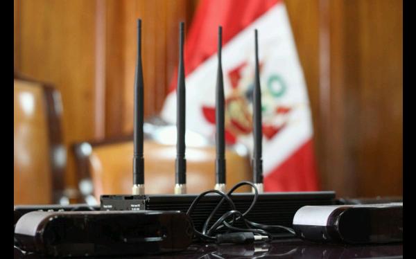 Trujillo: instalan bloqueador de teléfonos en centro de rehabilitación juvenil