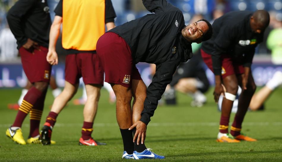 FOTOS: Ferdinand cumplió su palabra y boicoteó campaña de Premier League contra el racismo