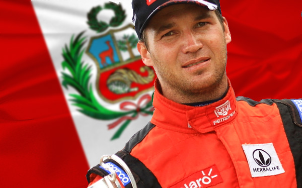 """Nicolás Fuchs tras ganar Rally de Italia: """"Va para toda la gente del Perú"""""""