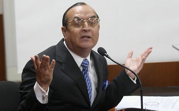 Vladimiro Montesinos tiene más de 40 casos judiciales pendientes