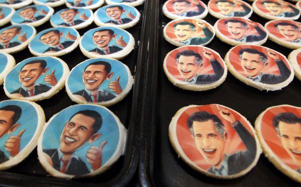 Obama y Romney empatados con 47% en carrera por presidencia de EE.UU.
