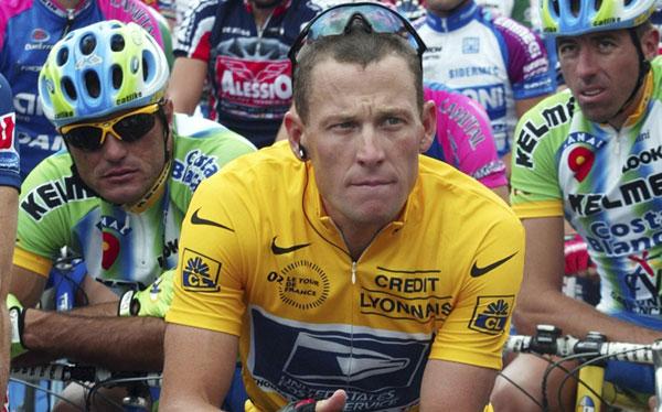 Lance Armstrong devolvió medalla de bronce ganada en Sidney 2000