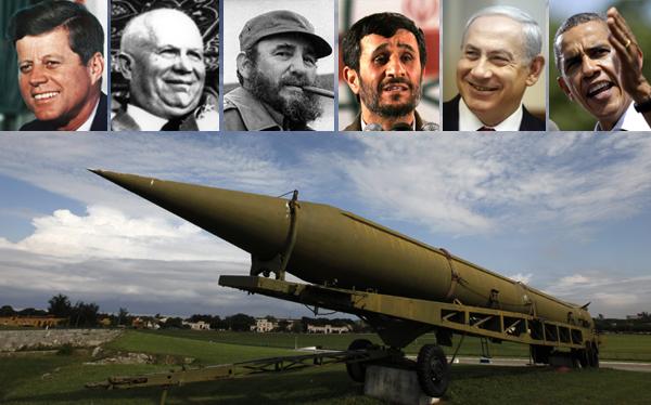 La crisis de los misiles: los viejos y nuevos actores
