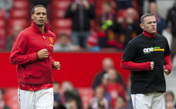 Ferguson negó conflicto con Rio Ferdinand tras boicotear campaña antirracismo