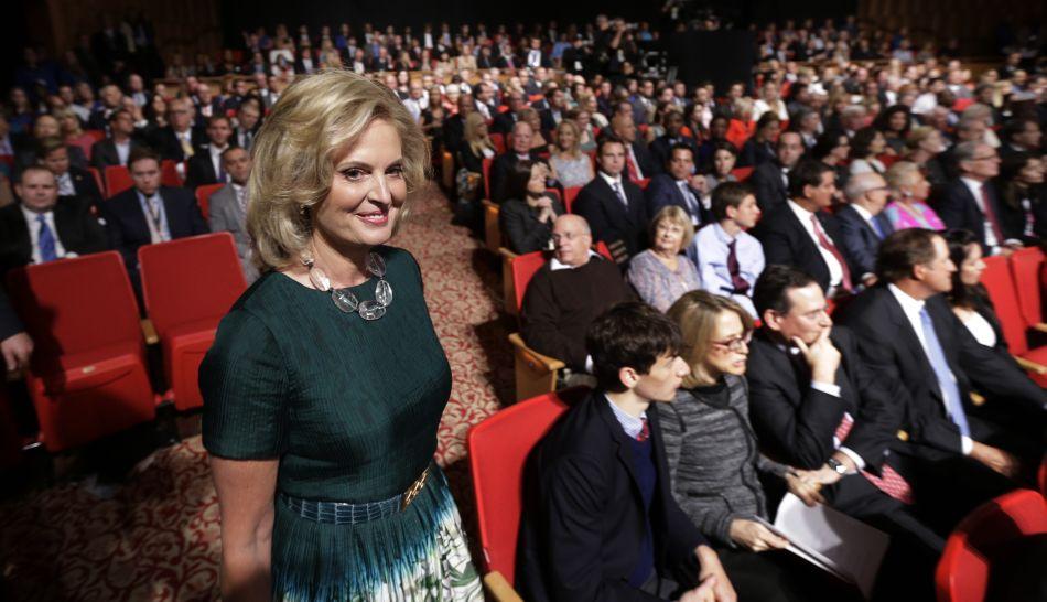 FOTOS: el último debate entre Obama y Romney a dos semanas de elecciones en Estados Unidos