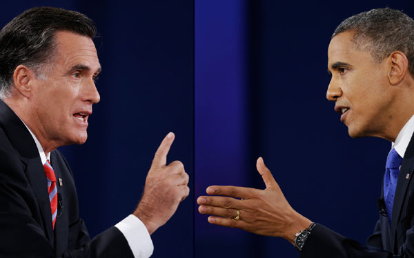 Debate Obama-Romney: las mejores frases de los candidatos a la presidencia de Estados Unidos