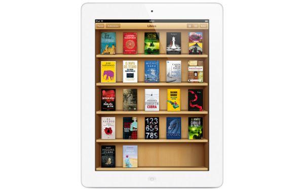 La iBookstore de Apple ya está disponible en el Perú y toda Latinoamérica