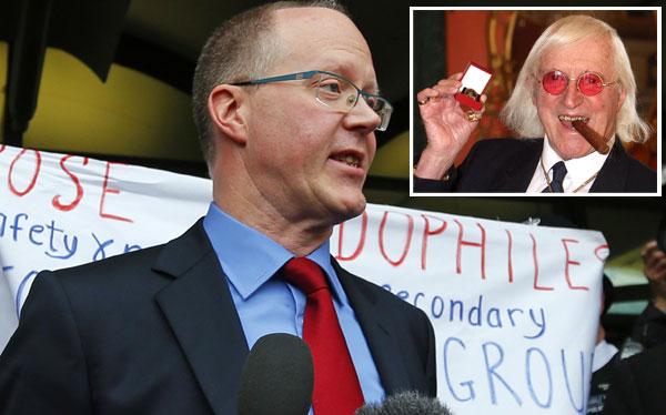Escándalo sexual por ex presentador de la BBC llegó hasta el parlamento