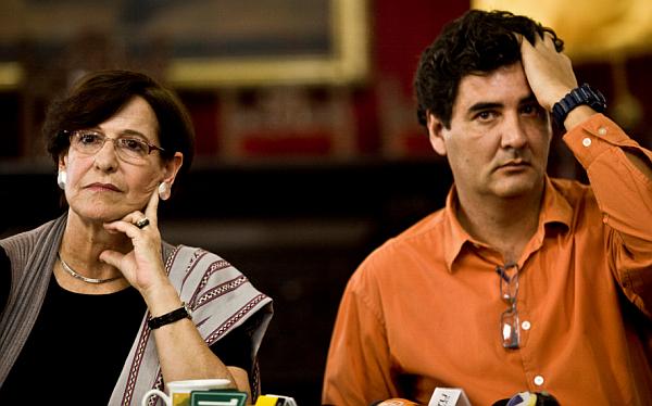 Acudirán a vías internacionales para evitar revocación de Susana Villarán