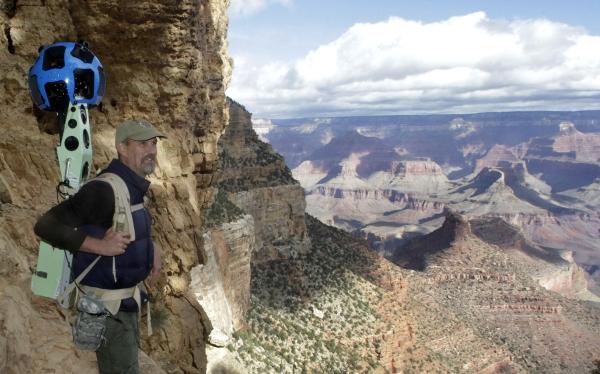 El Cañón del Colorado podrá ser recorrido en viaje virtual de 360°