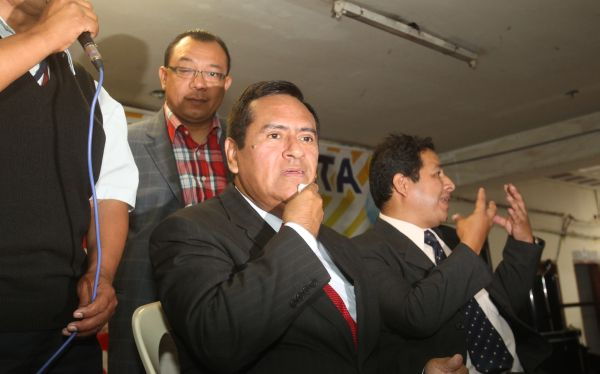 Revocación a Villarán: Promotores solicitarán mañana a la ONPE que se inicie proceso