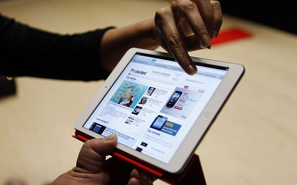 Ventas del iPad entre julio y setiembre decepcionaron