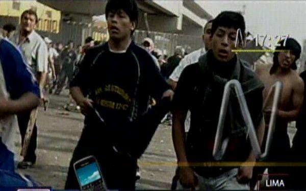 La Parada: estas son las caras de los vándalos que masacraron a policía