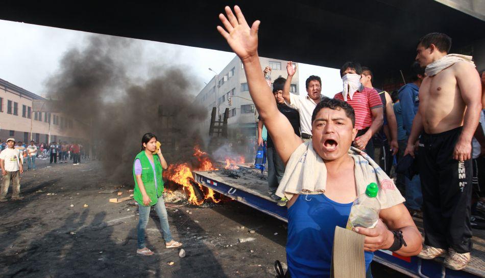 """Emmsa: """"El Gobierno dijo que en agosto sí se intervendría La Parada"""""""