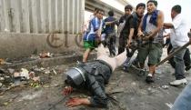 Trece sujetos tienen cargos de tentativa de homicidio por violencia en La Parada - Noticias de doly herrera lopez