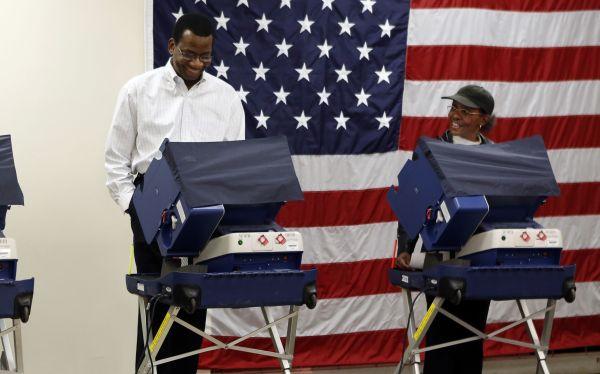 EE.UU.: votación anticipada alcanzaría el 40% de los electores