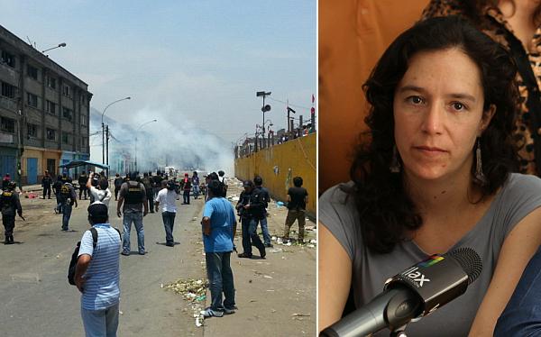 Operación en La Parada es para bloquear acceso de camiones, aclaró Glave