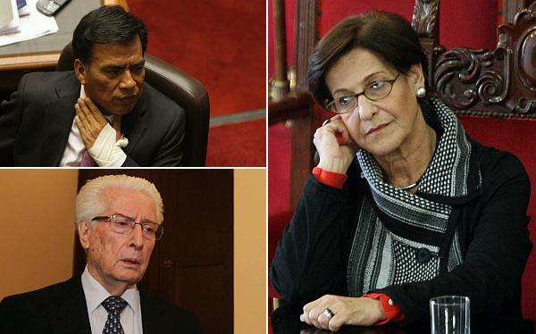Acción Popular y el Apra evalúan implicancias de revocar a Villarán