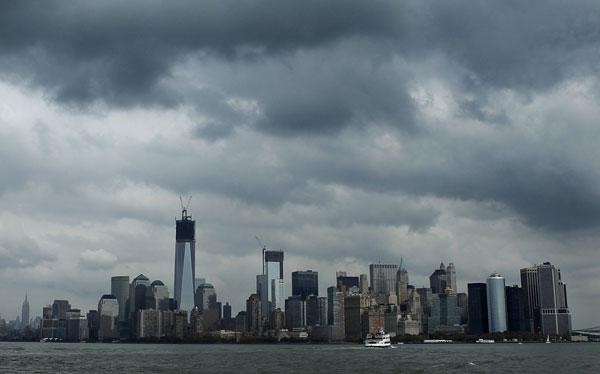 Huracán Sandy: ordenan evacuación y cierre de transporte en Nueva York