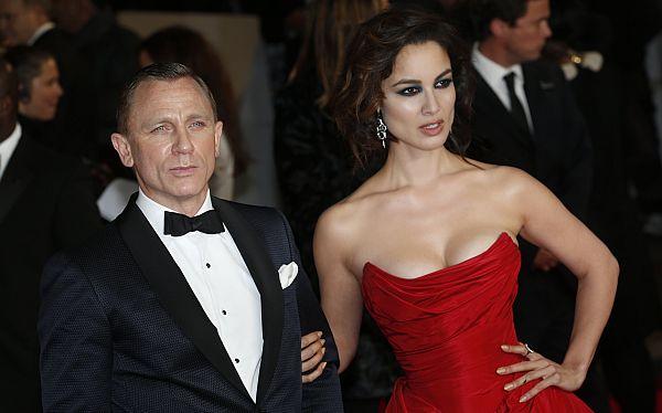 Chica Bond Revela Que Daniel Craig Le Tenía Miedo En Rodaje De