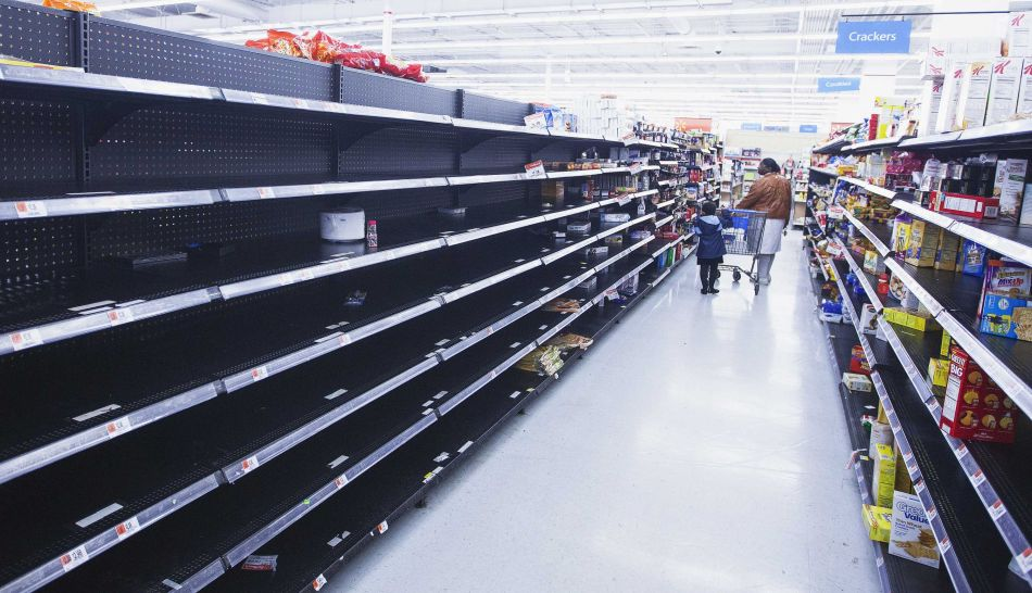 FOTOS: Nueva York en alerta se prepara para recibir hoy al huracán Sandy
