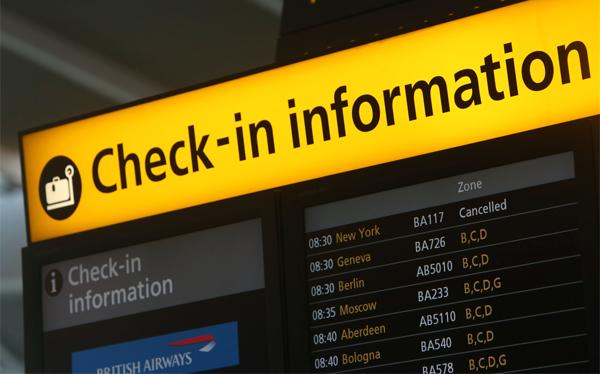 Huracán Sandy obligó a suspender más de 10 mil vuelos en EE.UU.