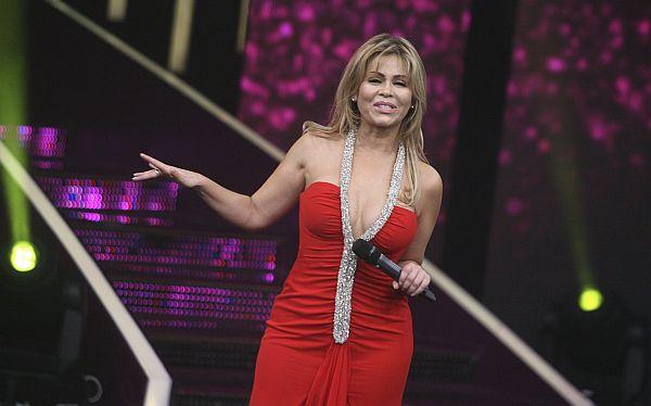 """Gisela no seguirá produciendo """"Yo soy"""" el 2013"""