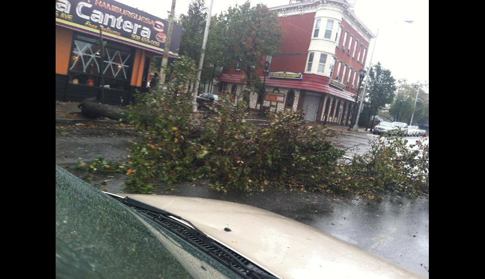 Huracán Sandy en EE.UU.: Fotos y testimonios de los lectores de elcomercio.pe