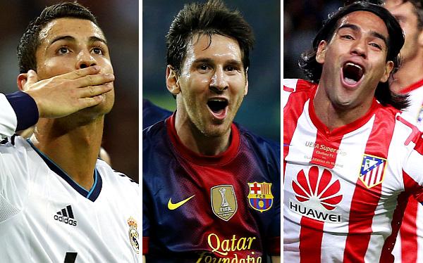 SONDEO: ¿A quién le darías el Balón de Oro 2012?