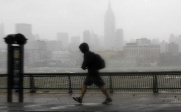 Huracán Sandy podría dejar sin electricidad a media Nueva Jersey