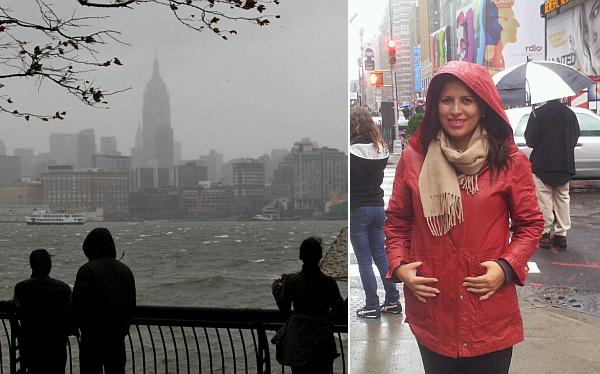 Huracán Sandy: congresistas peruanas cuentan su experiencia en Nueva York