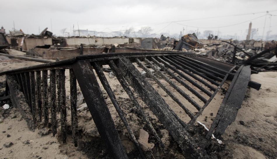 FOTOS:Los efectos del huracán Sandy en Nueva York y Nueva Jersey