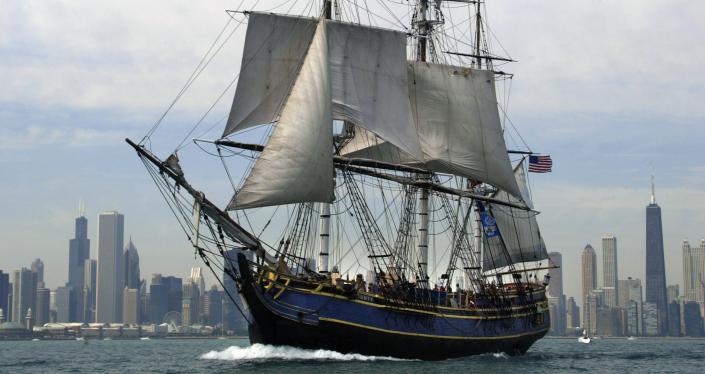 """Velero usado en película """"Piratas del Caribe"""" fue hundido por Sandy"""