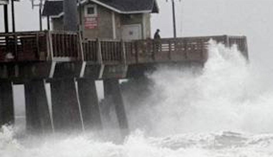 FOTOS: el paso del huracán Sandy desde el lente de los lectores de elcomercio.pe