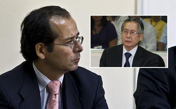 """Gamarra: """"Fujimori se resiste a firmar indulto porque reconocería culpa"""""""