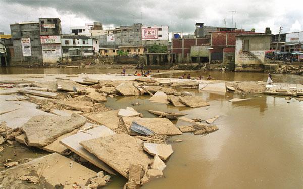 El fenómeno de 'El Niño' es una amenaza climática latente para los países del Pacífico