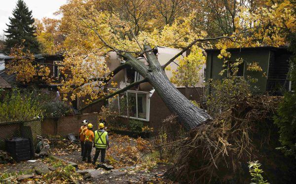 Tormenta Sandy dejó 26 muertos en su paso por EE.UU. y Canadá, según CNN
