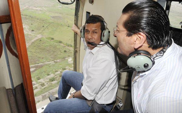 """Humala: """"Ampliación del Jorge Chávez permitirá recibir 20 millones de pasajeros"""""""
