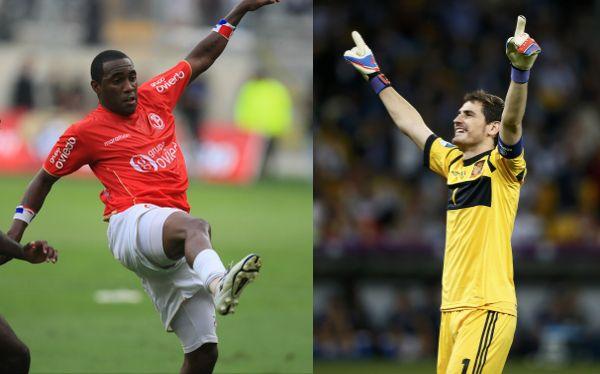 Luis Tejada se enfrentará a la España de Iker Casillas en amistoso