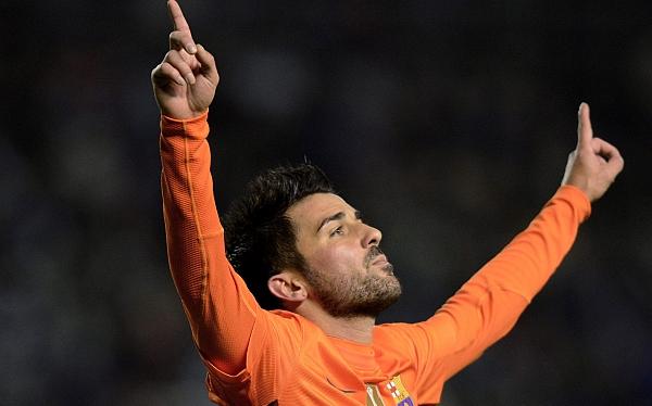 Barcelona goleó 3-0 al Alavés en partido de ida de la Copa del Rey