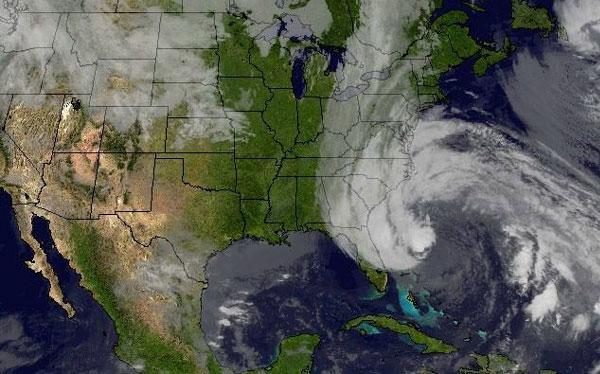 A propósito de Sandy: ¿cuál es la diferencia entre tormenta, ciclón, tifón y huracán?