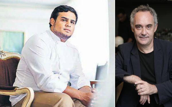 Un trujillano trabajará en el nuevo restaurante de Ferran Adrià