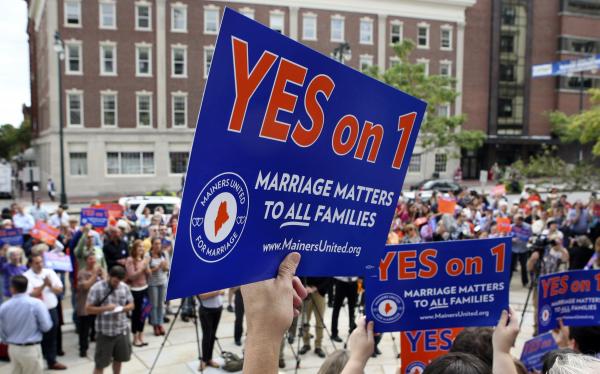 Marihuana, boda gay y eutanasia: EE.UU. no solo elegirá presidente el 6 de noviembre