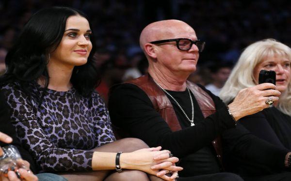 FOTOS: David Beckham, Katy Perry, Usain Bolt y Gloria Estefan estuvieron en el arranque de la NBA