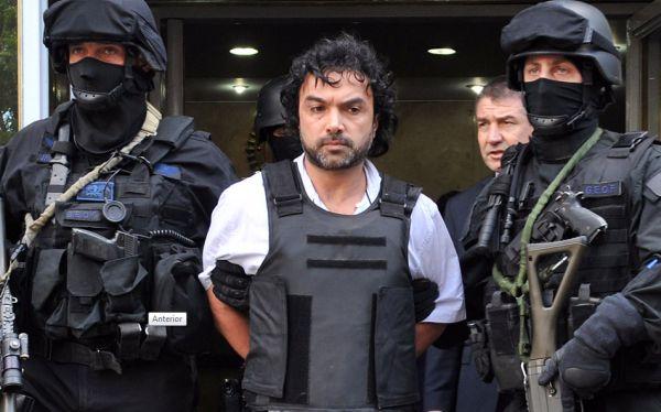 Narco 'Mi Sangre' capturado en Argentina era el mayor proveedor de los Zetas
