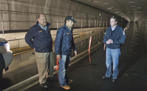Sandy y Nueva York: el metro reanudará su servicio el jueves, aunque de manera parcial