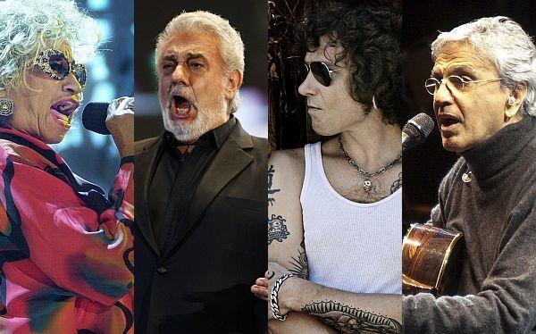 Día de la Canción Criolla: diez temas peruanos en la voz de estrellas extranjeras