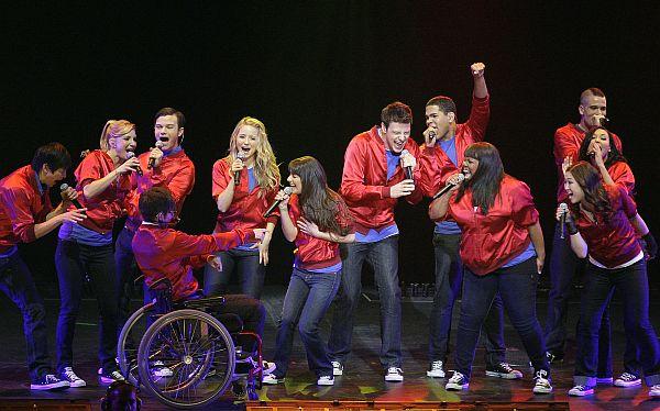 """""""Glee"""" prepara tributos a conocidos artistas en su nueva temporada"""